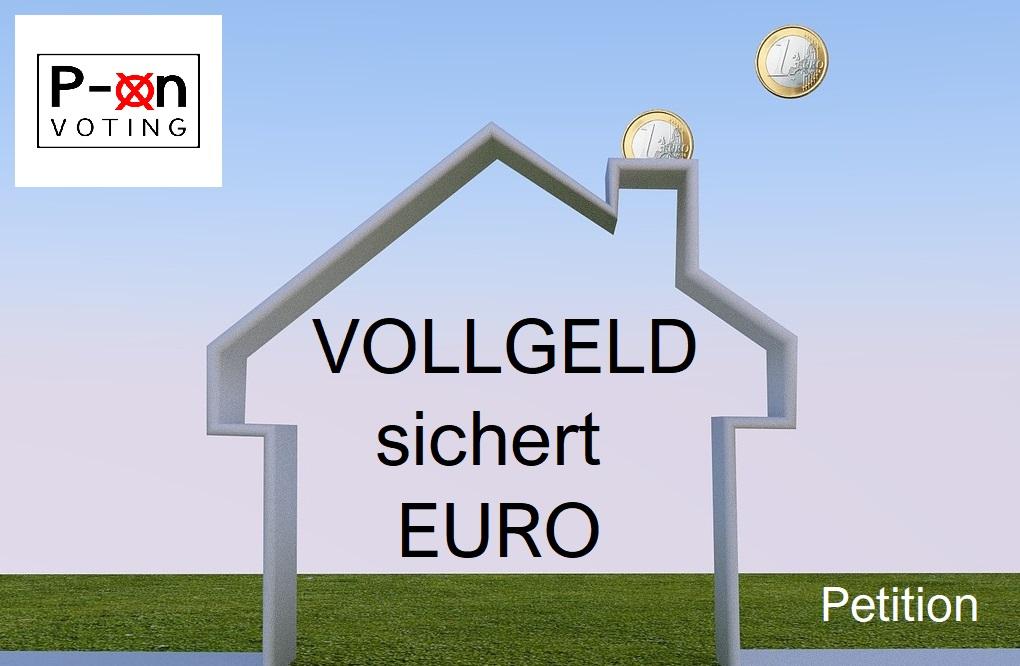 VOLLGELD sichert EURO